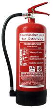 6L Feuerlöscher auch für Österreich Schaum AB BIO DIN EN 3 GS Gasthof Haus