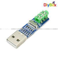 5V USB Powered PCM2704 MINI USB Sound Card DAC Decoder Board for PC Computer