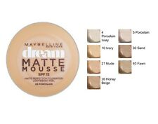 Maybelline Dream Matte Mousse Foundations Various Shades 18ml Assorted 48 Sun Beige