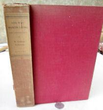LIFE WAS WORTH LIVING,1931,W. Graham Robertson,Illust