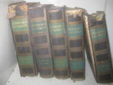 GERMAN JEWISH ENCYCLOPEDIA JUDISCHES LEXICON 1927-1930 Berlin First Edition