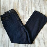 """Mossimo Womens Size 8S Curvy Boot Cut Jeans Waist  32"""" Inseam 31"""""""