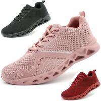 Girls Kids Sneakers Shoes Casual Lightweight Athletic Tennis Walking Flyknit
