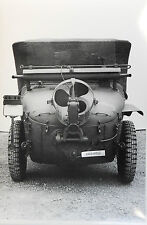 """12 By 18"""" Black & White Picture Volkswagen WWII Amphibious jeep"""