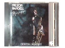 NELSON RANGELL Playing for keeps cd SWITZERLAND GRP NO BARCODE