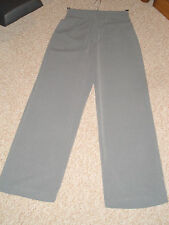 Ladies Grey Trousers - Size 10
