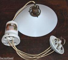 superbe monte et baisse moulin et bateau - lampe - suspension - éclairage