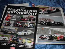 Bildband Motorsport , Formel 1 + 3 , Sportwagen , Chronik , Rallye , GP2 , ect.