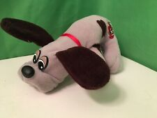 "TONKA Pound Puppy, Plush Toy, Collectors item,  Gray Hound Dog 7"" NWT"