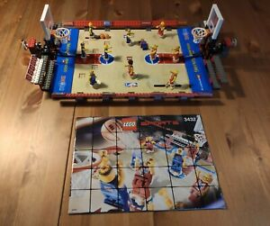 Lego NBA 3432 + 3563, mit Anleitung