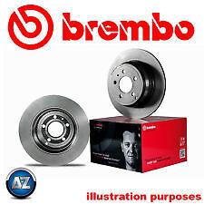 2x Front Brembo Vented Brake Discs MAZDA PREMACY,626,ATENZA,FAMILIA 09.9585.14