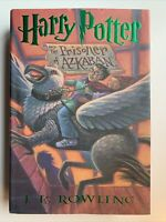 Harry Potter and the Prisoner of Azkaban, 1st Edition / 33rd Printing, 1999