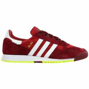 adidas Sl 80  Mens  Sneakers Shoes Casual   - Red