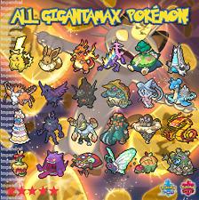 All Shiny Gigantamax Gmax Pokemon | 6 IV | Pokémon Sword & Shield | + Toxtricity