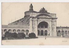 Wien Rotunde Austria Vintage U/B Postcard 260a