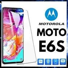 Film Glass Tempered for Motorola Moto E6S Protection LCD Display E6 S