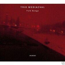 CD de musique folk trio