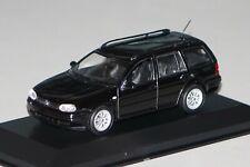 VW Golf Variant 2000 schwarz 1:43 Minichamps / VW neu+OVP