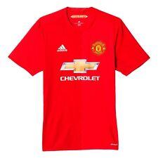 Camisetas de fútbol de clubes ingleses 1ª equipación para hombres Manchester United