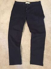 Flat Front NEXT 32L Trousers for Men