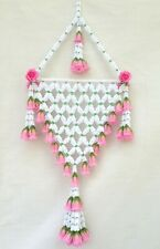 Artificial Fake Hanging Pink Rose Flowers Garland Home Décor Wedding Thai Crafts