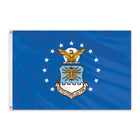 GLOBAL FLAGS UNLIMITED 203920 US Air Force Outdoor Nylon Flag 6'x10'
