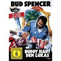 BUDDY HAUT DEN LUKAS (BUD SPENCER/CARY GUFFEY/FERRUCIO AMENDOLA/+) DVD NEU