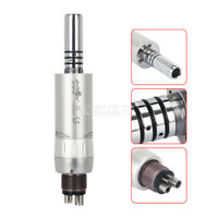 Dental Inner Water E-type Air Motor 4 Holes Fit Low Speed Contra Angle Handpiece