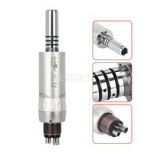 Dental Inner Water Air Motor E-type Low Speed Handpiece 1:1 Ratio 4 Hole