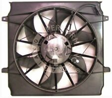 A/C Condenser Fan Assembly Performance Radiator fits 2006 Jeep Liberty 3.7L-V6