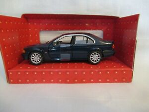 CARARAMA BMW 5 SERIES SEDAN - BLACK SCALE 1:43