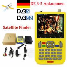2018 Profi Satfinder Satlink MPEG-2 DVB-S/S2 HD Sat Messgerät DVB Digital DHL