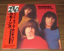 THE RAMONES Japan PROMO card sleeve CD mini LP MORE LISTED End Of The Century