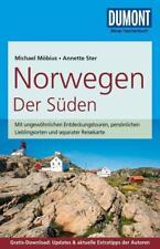 DuMont Reise-Taschenbuch Reiseführer Norwegen, Der Süden von Annette Ster und M…