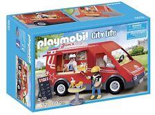 Playmobil City Life 5632 - Food Truck - Camión de Comida Rápida - New and sealed
