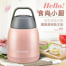 Meal Containers Insulation Stainless Steel Vacuum Food Thermos Bottle Lunch Box