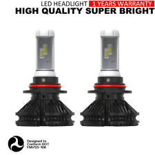 9007 Hb5 Led Headlight Bulb Hi/Lo Beam Conversion Kit for Dodge Grand Caravan Jl(Fits: Neon)