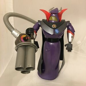 Emporer Zurg 14 Inch Talking Action Figure Original Disney Toy Story