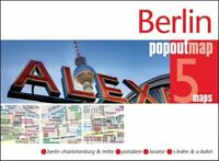 Berlin PopOut Map by PopOut Maps 9781910218464 | Brand New | Free UK Shipping