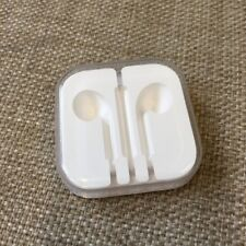 50 X For Apple Iphone Headphones Earbuds Empty Case Plastic White Box Job Lot