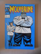 WOLVERINE n°8 1990 Play Press Marvel [G818]