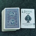 Bicycle Antique Playing Cards - Automobile no.1 Back - Complete 52 deck