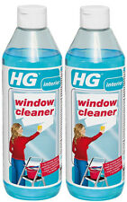 HG Hagesan Streakless Professional Window Cleaner 500ml