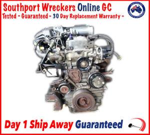 Ford Courier Mazda Bravo Petrol 2.6L Engine Motor G6 | 196 000KS | 60D Warranty