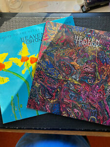 A Tribute to the Velvet Underground Heaven and Hell Vol one & two VINYL LP