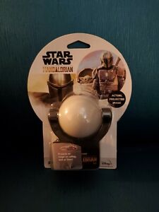 New Star Wars The Mandalorian Plug In Projection Light by Jasco 2020