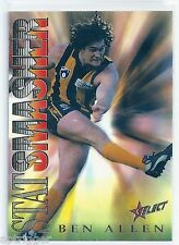 1995 Select Stat Smasher (SS2) Ben ALLEN Hawthorn +++