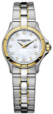 Women's Gold Plated Strap RAYMOND WEIL Adult Wristwatches
