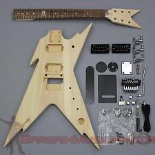 Bargain Musician - GK-009 - DIY Unfinished Project Luthier Guitar Kit