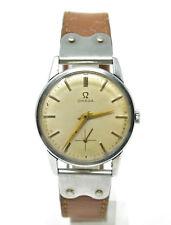 Orologio Omega caliber 268 mechanic watch vintage old clock omega horloge reloy